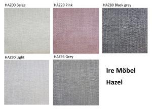Färgexempel Hazel Ire