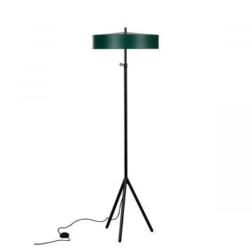 bsweden cymbal golvlampa grön