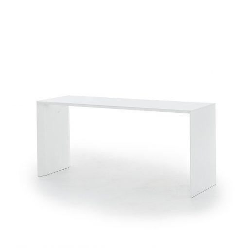 Slimmy desk vit