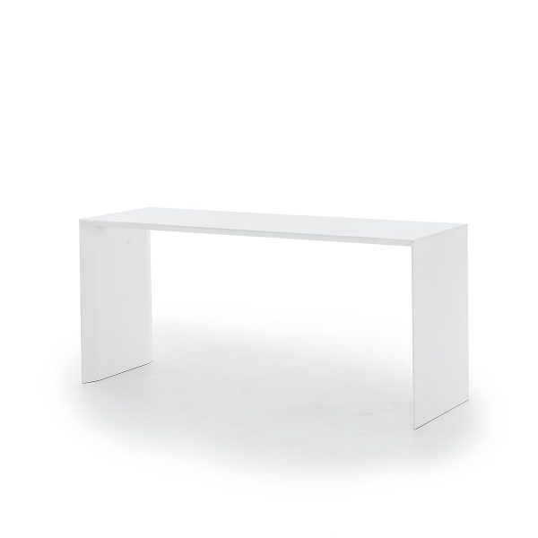 Slimmy desk vit