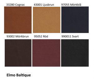 Färgprov Elmo Baltique