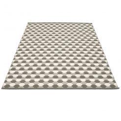 Pappelina matta stor Dana Warm Grey