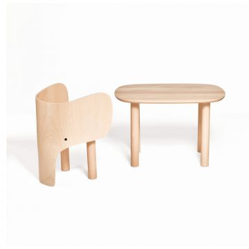 Elephant stol och bord från EO