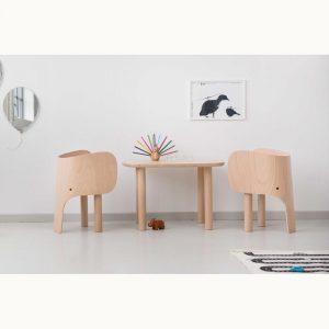 Elephant stol och bord