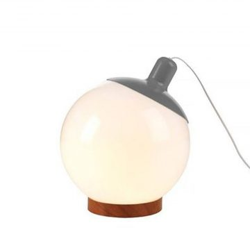 bsweden dolly bordslampa grå
