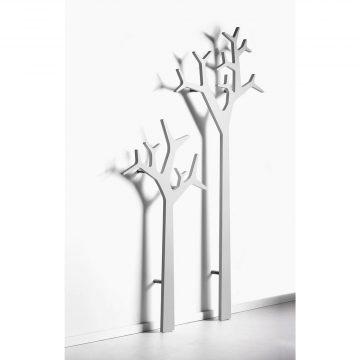 Tree wall vit Swedese