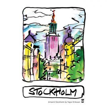 Stockholm affisch