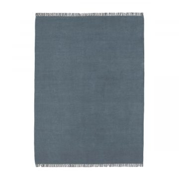 Vintage matta med frans färg 2121