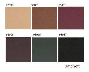 Elmo Soft färgkarta