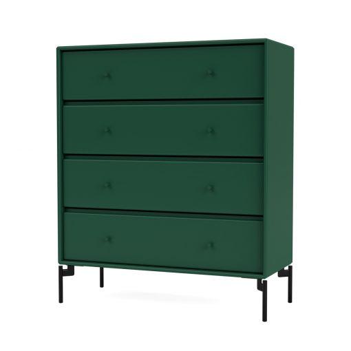 Pine Dresser 03 Black Legs Montana