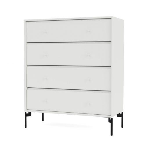 White Dresser 03 Black Legs Montana