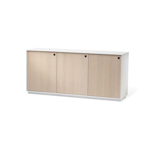 Alento Vit skåp med sockel Voice Furniture
