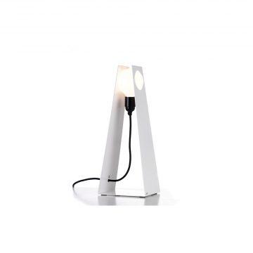 Bordslampa Vit Glasgow Bordlampa